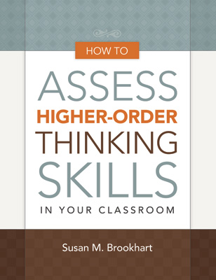 How to Assess Higher-Order Thinking Skills in Your Classroom (EBOOK)