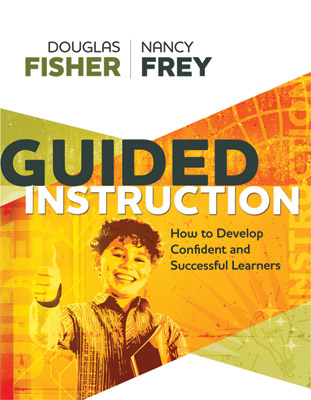 Guided Instruction: How to Develop Confident and Successful Learners EBOOK