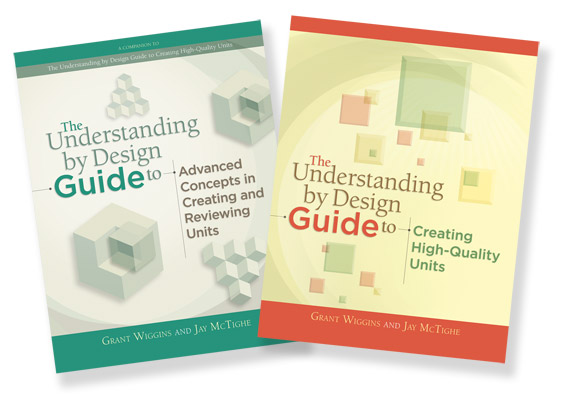 Understanding by Design Guide Set (2 books)