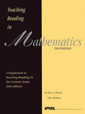 Teaching Reading in Mathematics, 2nd Edition