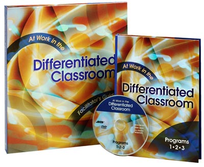 At Work in the Differentiated Classroom DVD and Facilitator's Guide
