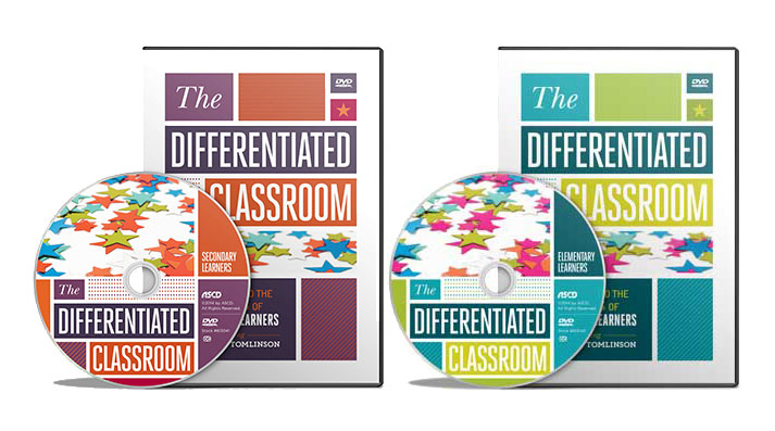 The Differentiated Classroom: Responding to the Needs of All Learners DVD Series