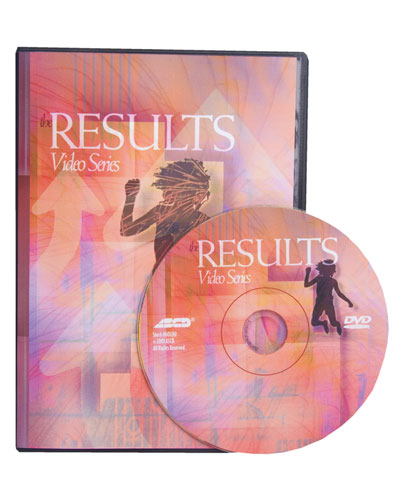 The Results Video Series  (DVD and Online Facilitator's Guid