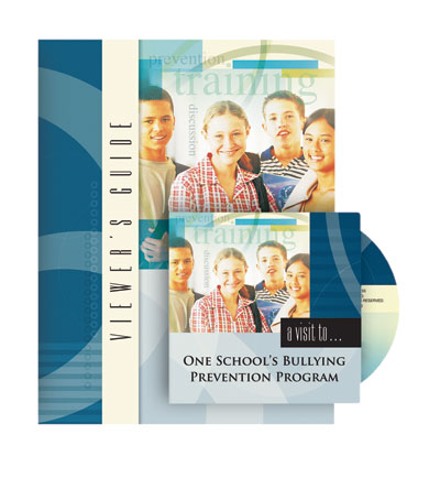 A Visit to One Schools Bullying Prevention DVD and VG