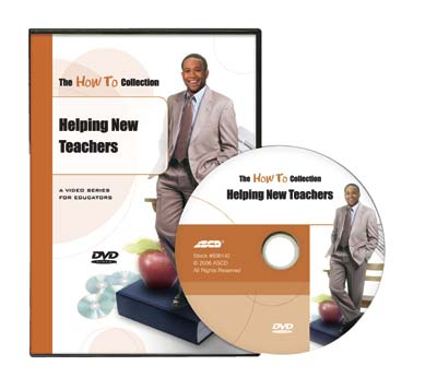 The How To Collections: Helping New Teachers DVD