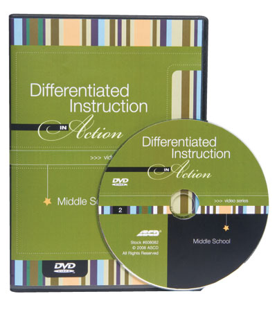 Differentiated Instruction in Action Program 2 Middle School