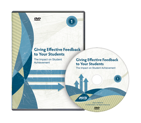 Giving Effective Feedback to Your Students, Disc 1: The Impact on Student Achievement