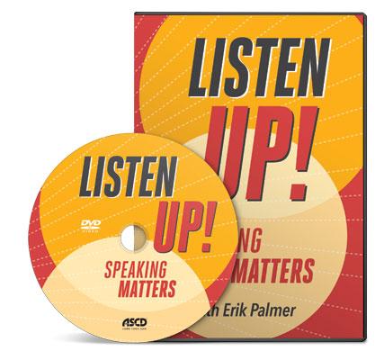 LISTEN UP! SPEAKING MATTERS Video (DVD)