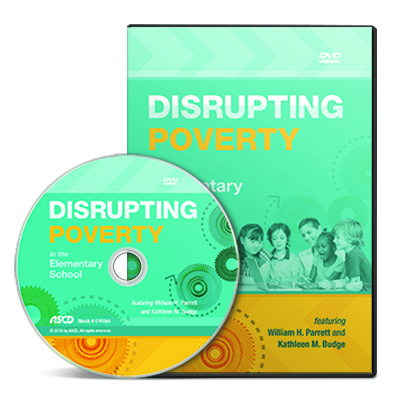 Disrupting Poverty in the Elementary School Classroom (DVD)