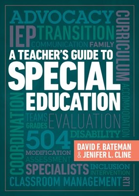 A Teacher's Guide to Special Education EBOOK