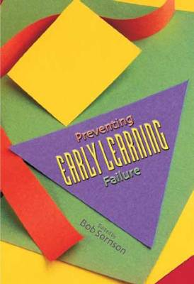 Preventing Early Learning Failure (EBOOK)