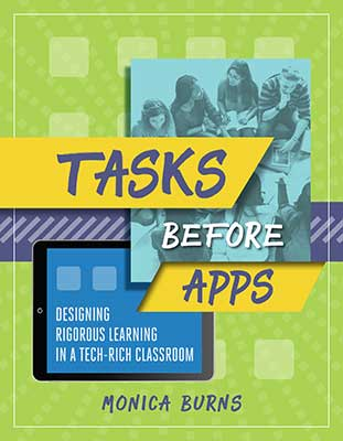 Tasks Before Apps: Designing Rigorous Learning in