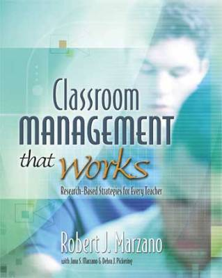 Classroom Management That Works: Research-Based Strategies for Every Teacher (EBOOK)