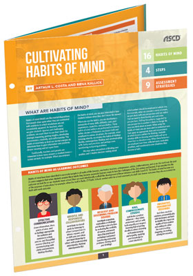 Cultivating Habits of Mind (Quick Reference Guide)