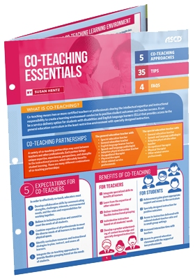 Co-Teaching Essentials (Quick Reference Guide)