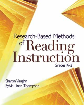 Research-Based Methods of Reading Instruction Grades, K-3 (EBOOK)