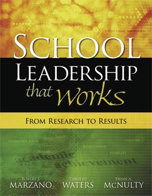 School Leadership That Works: From Research to Results (EBOOK)