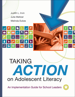 Taking Action on Adolescent Literacy: An Implementation Guide for School Leaders (EBOOK)