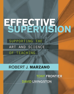 Effective Supervision: Supporting the Art and Science of Teaching EBOOK