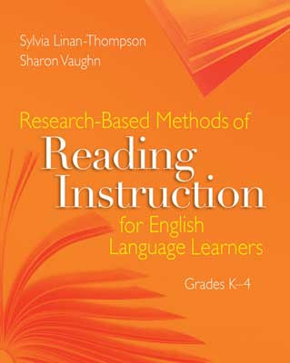 Research-Based Methods of Reading Instruction for English Language Learners, Grades K-4 (EBOOK)