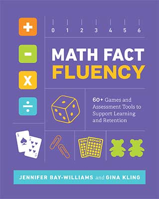 Math Fact Fluency: 60+ Games and Assessment Tools