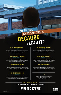 Is My School a Better School BECAUSE I Lead It? POSTER