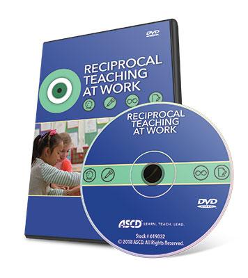 Reciprocal Teaching at Work (DVD)