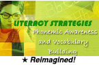 Literacy Strategies: Phonemic Awareness and Vocabulary Building (Reimagined) [PDO]