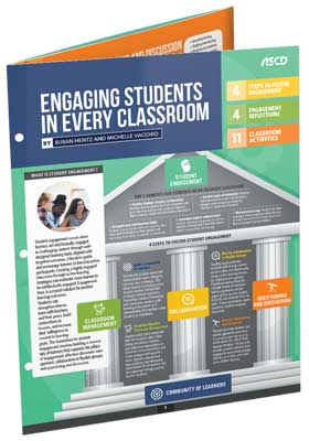 Engaging Students in Every Classroom (Quick Reference Guide)
