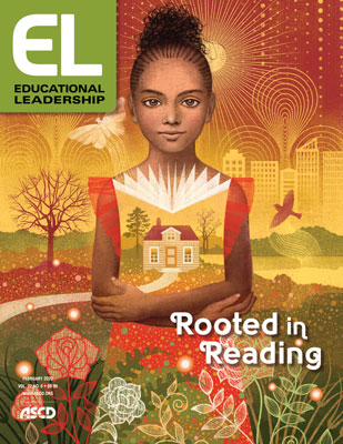Educational Leadership February 2020 Rooted in Reading