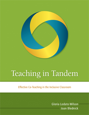 Teaching in Tandem: Effective Co-Teaching in the Inclusive Classroom