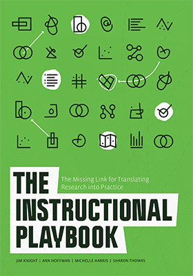 The Instructional Playbook: The Missing Link for Translating Research into Practice - ASCD Book