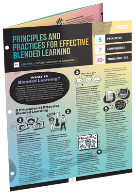 Principles and Practices for Effective Blended Learning (Quick Reference Guide)