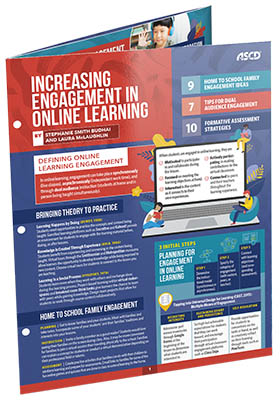 Increasing Engagement in Online Learning (Quick Reference Guide)