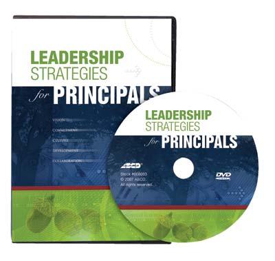 Leadership Strategies for Principals Set