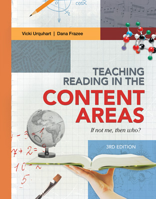 Teaching Reading in the Content Areas: If Not Me, Then Who? 3rd edition EBOOK