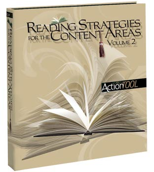 Reading Strategies for the Content Areas Volume 2