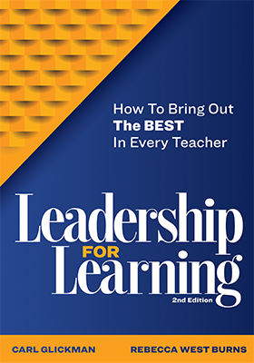 Ascd Book Leadership For Learning How To Bring Out The Best In Every Teacher 2nd Edition
